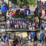 (VIDEO) PREMIERĂ! Pachete pentru 50 de copii. FC Buzău, prima acțiune caritabilă