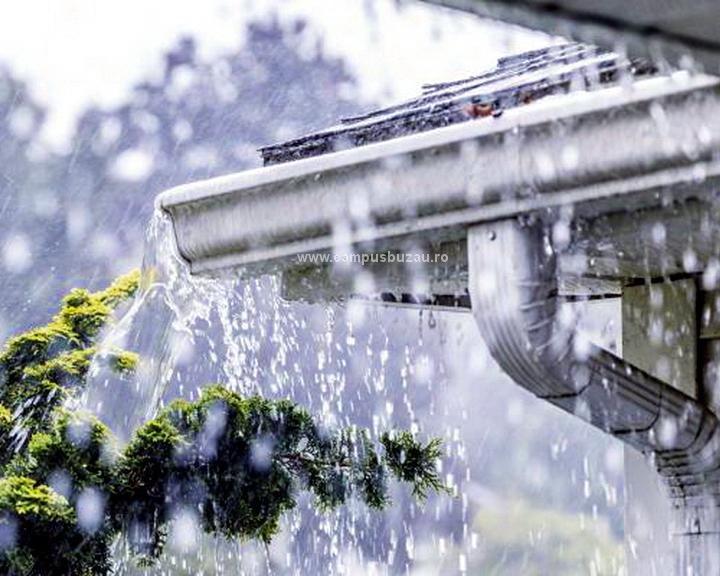 Nu mai scăpăm de ploi. Nouă  informare de instabilitate atmosferică