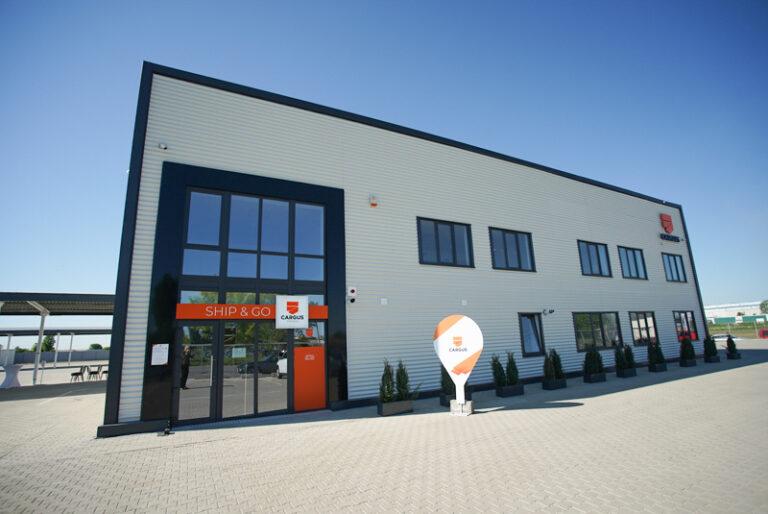 Cargus a investit 500.000 euro într-un depozit modern și ușor adaptabil, în Buzău