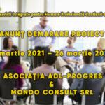 INTEGRA - Servicii Integrate pentru Formare Profesională Continuă a Angajaţilor
