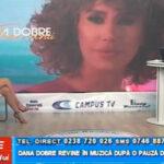 Dana Dobre revine în muzică după o pauză de 8 ani