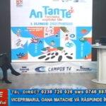 Viceprimarul Oana Matache, la CAMPUS TV