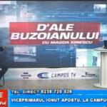 Viceprimarul Ionuț Apostu, la CAMPUS TV