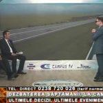 Dezbaterea săptămânii, la CAMPUS TV
