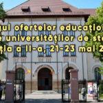 Târgul ofertelor educaţionale, ediţia a II-a