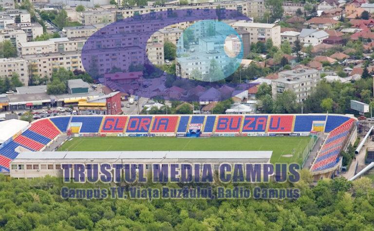 Gloria Buzău a intrat în Campus! Trustul Media, acționar la echipa din Crâng