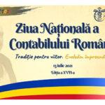 Ziua Națională a Contabilului Român, ediția a XVII-a. Centenarul profesiei contabile reglementate în România.