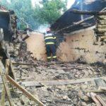 (FOTO) Tragedie! A ars de viu, în propria casă! S-a întâmplat în comuna Pârscov