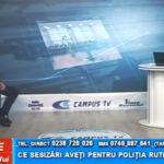 Problemele din trafic, sesizate la Campus TV