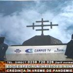 Ediție specială. Hristos s-a înălțat! Credința în vreme de pandemie
