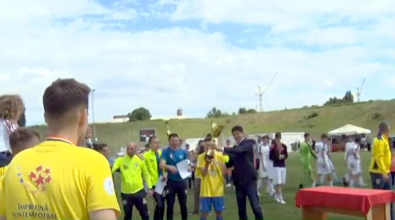 Finala Ligii Elitelor, la Buzău