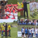Finala Ligii Elitelor, la Buzău. Academica Clinceni, marea câștigătoare
