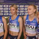 O noua medalie balcanică pentru Marina Baboi. Sprintera a obținut bronzul, cu ștafeta României