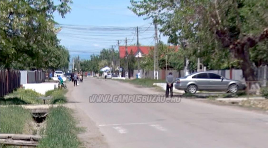 """""""Sunteţi de acord cu unirea comunei Ţinteşti cu municipiul Buzău?"""""""