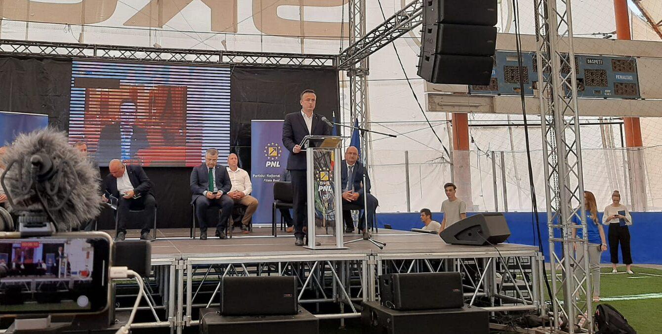 FĂRĂ SUPRIZE! Deputatul Avrămescu, noul președinte ales al PNL Buzău