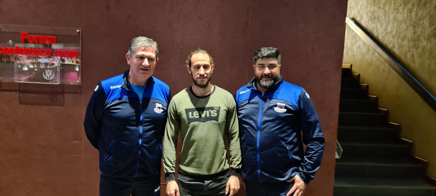 """Un lusitan, la HC Buzău. Sergio Barros, internațional portughez, a semnat cu """"Lupii"""""""