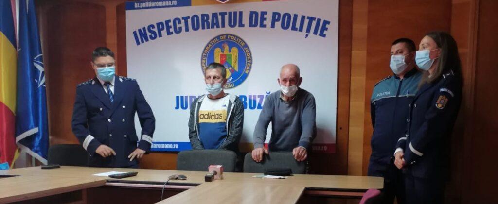 Dovadă de spirit civic apreciată de IPJ Buzău. Buzoienii au restituit banii găsiți!