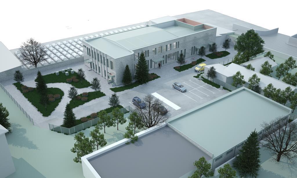 Consiliul Județean se mută în casă nouă. Va fi reabilitată o clădire cu fonduri de mediu