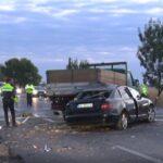 Accident mortal pe DN2 E85. Victima, un bărbat în vârstă de 44 de ani