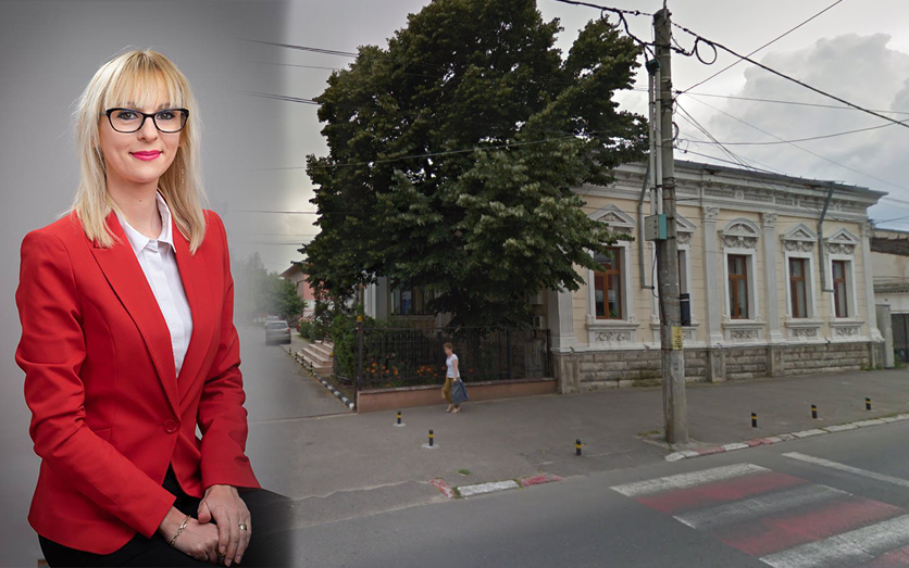 Al treilea general adjunct. Prof. Andreea Petroșel, în conducerea I.S.J.