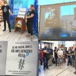 Dublu eveniment la BIAF. Lansare de carte şi proiecţie de film