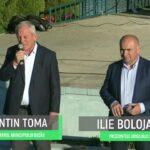 Întâlnire cu buzoienii. Ilie Bolojan a participat la dezbaterea publică de ieri.