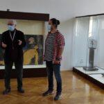 Întâlnire cu Artistul. Expoziție de artă la Muzeul Județean