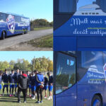 Autocar personalizat pentru FC Buzău. 51 de locuri și confort sporit pentru fotbaliști