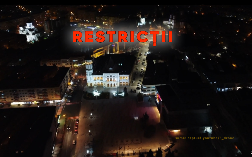 Municipiul Buzău a depășit rata de 6 la mie. Vor intra în vigoare noi restricții
