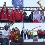 FINAL DE CAMPIONAT MONDIAL. România (Buzău), 13 medalii la rachetomodele