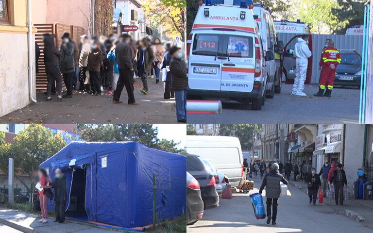 BUZĂU. Măsuri suplimentare în criza COVID