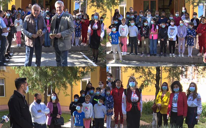 Program suedez, de Ziua Educației! Sărbătoare la Școala nr. 14 din Buzău!